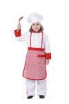 aşçı çocuk kostümü